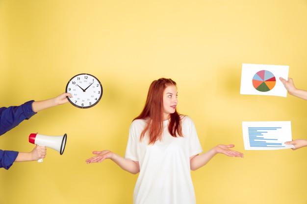 gestao tempo produtividade